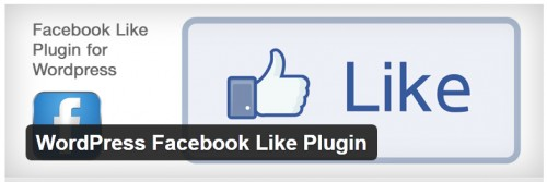 WordPress Facebook Like Plugin
