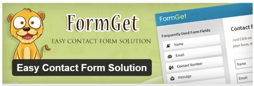 Easy Contact Form Solution