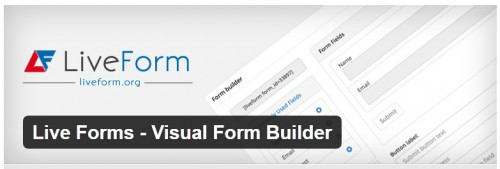 Live Forms - Visual Form Builder