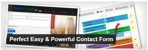 Perfect Easy & Powerful Contact Form
