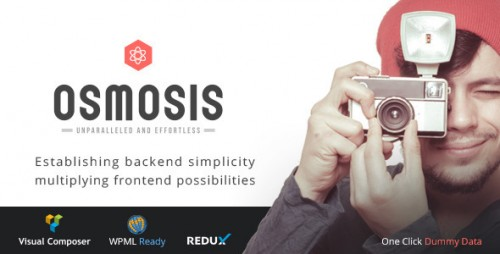 Osmosis - Responsive Multi-Purpose Theme