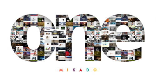 Mikado One - Multi-Concept WordPress Theme