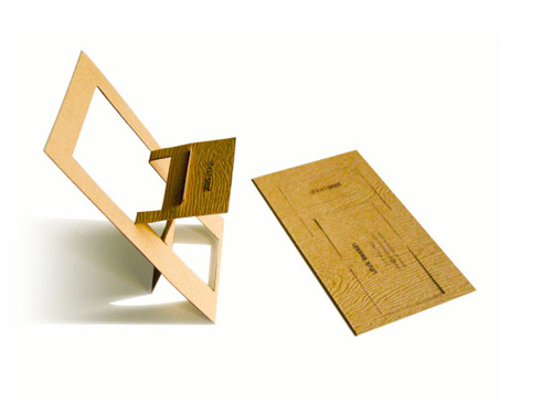 Sheet Seat Business Card