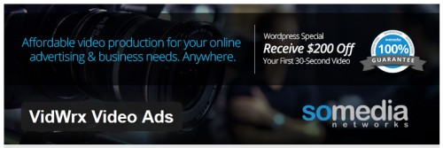 VidWrx Video Ads