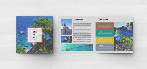 Karpathos Travel Brochure