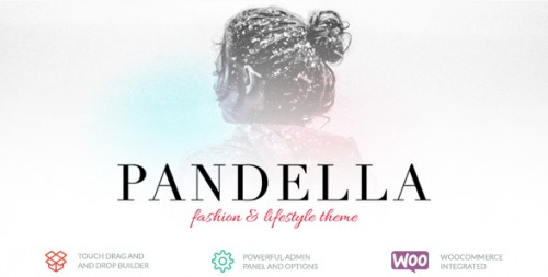 Pandella - Fashion & Lifestyle Blog Theme