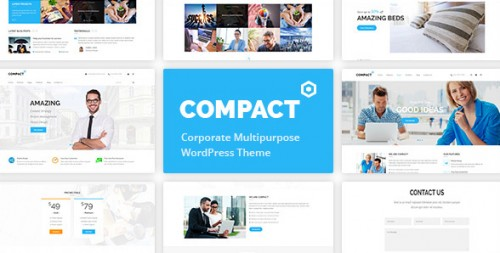 Compact - Multipurpose WordPress Theme