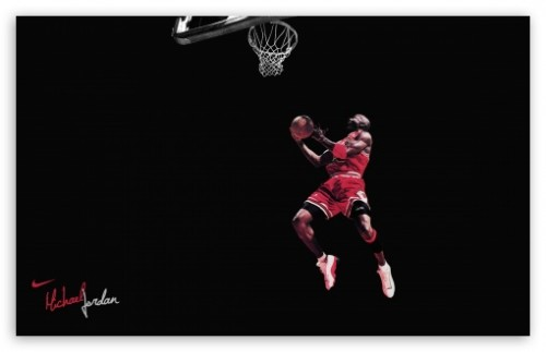 Michael Jordan Clean Wallpaper