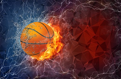 Sport Basketball Background
