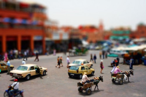 Amazing Tilt Shift Pictures
