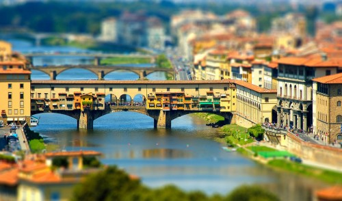Firenze in Miniatura