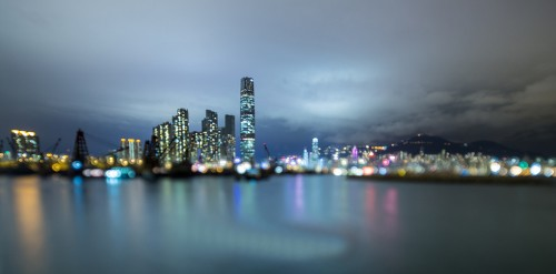 Miniature Cityscape - Kowloon, Hong Kong